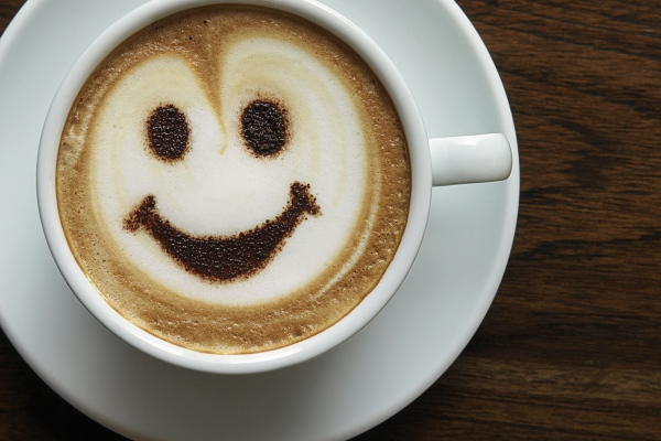 Coffee helps you live longer (hold the cream and sugar)
