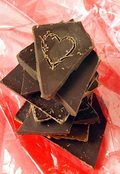 Chocolate for your heart too!