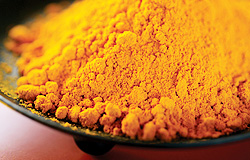 Curcumin (and many other plant products) – protects you during chemo