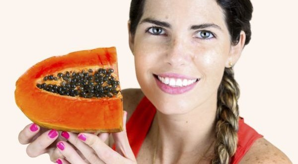 Papaya Seeds – eat them!